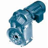 K  系列斜齿轮-锥齿轮减速电机