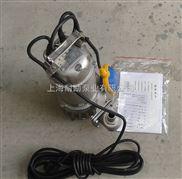 廠家直銷WQD7-10-0.75F全自動潛水泵 316/304不銹鋼潛水泵高清圖片