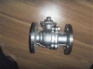Q41F不锈钢法兰球阀