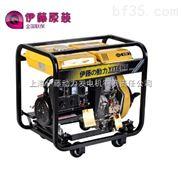 低噪音5KW柴油發電機