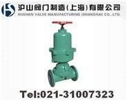 G6B41F(无衬里)、G6B41Fs(衬氟塑料)气动隔膜阀(常闭型)