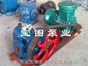 宝图牌汽油防爆泵.锅炉导热油泵.胶水泵可信度高