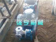 济南强亨NCB不锈钢高粘度涂料齿轮泵结构先进合理使用寿命长