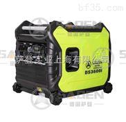 萨登3KW超静音房车家用专用备用发电机汽油发电机