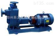 ZW自吸式排污泵性能參數 臥式鑄鐵無堵塞排污泵報價