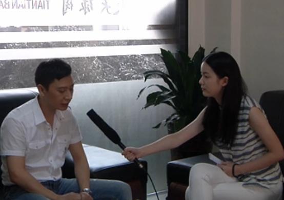 专访温州天天阀门有限公司张伟总经理