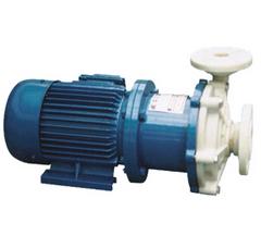 CQF聚丙烯磁力��与x心泵