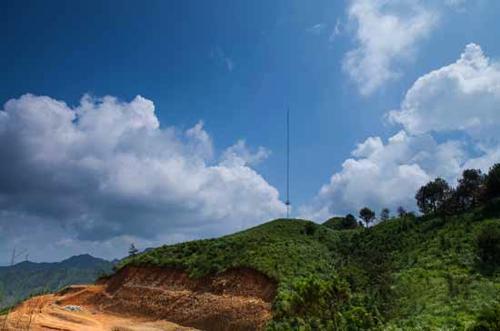 近日,天峨县积极开展向阳镇交连岭100兆瓦风电项目前期工作