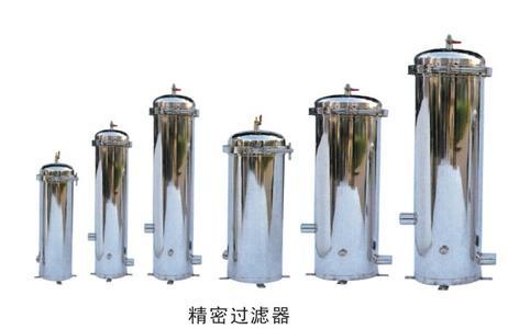 精密过滤器在污水处理行业的发展前景可期