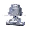 BDG-22F盖米型卫生级气动隔膜阀|不锈钢隔膜阀