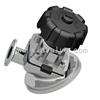 BDG-28F卫生级手动罐底隔膜阀|不锈钢隔膜阀
