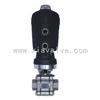 BDQ-02F气动球阀|卫生级不锈钢气动球阀